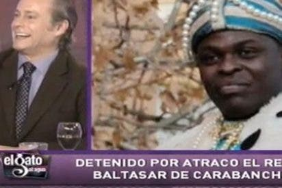 """García Serrano: """"Si el rey mago se hubiera envuelto en una senyera comiendo pan tumaca seguro que el Gobierno lo indulta"""""""