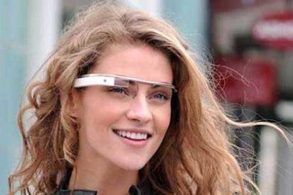Así funcionan las futurísticas gafas Google Glass
