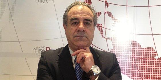 """Graciano Palomo: """"A algunos diarios les queda poco porque están todos turulatos"""""""