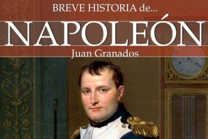 """Juan Granados: """"El Napoleón mas íntimo, rendido en ocasiones al amor mas sincero, cautiva mucho"""""""