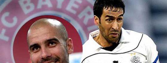 Raúl suena como segundo entrenador de Guardiola en el Bayern Munich