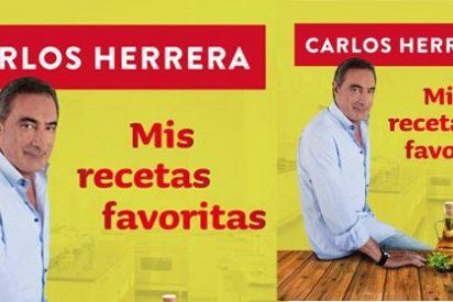 Carlos Herrera, entre fogones y cacerolas