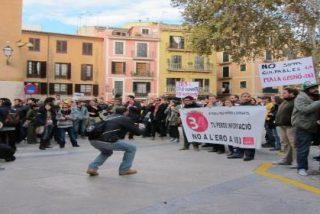 Delegación del Gobierno dice que Cerezález incumplió la ley al no registrar la protesta
