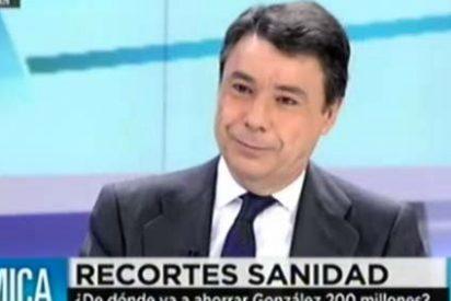 """Ignacio González: """"¿Por qué externalizar 17 hospitales en Andalucía no genera ninguna dificultad y 6 hospitales en Madrid sí?"""""""