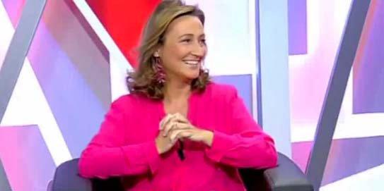 Isabel Durán cree que su entrevista a Esperanza Aguirre en 13tv será buena 'porque ella no tiene pelos en la lengua'