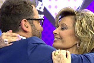 La suegra de la Esteban y el numerito entre la Campos y Jorge Javier en 'Sálvame' le ganan la partida a 'Amar es para siempre' de A3