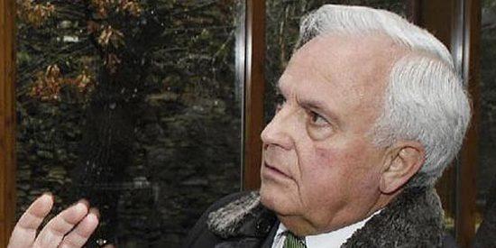 José Luis Baltar solicita la 'suspensión temporal de militancia' en el PP tan echufar a 115