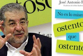 José Antonio Pascual, vicerrector de la Real Academia Española, relata la azarosa vida de las palabras