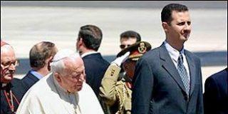 Las relaciones del Vaticano con Al-Assad
