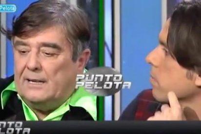 """Julián Ruiz, a Roberto Morales: """"Puedo criticar a Iker Casillas porque yo no vivo de esto, lo que me permite escribir lo que me da la gana. Los amigos de los futbolistas sois sus rehenes"""""""