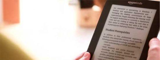 Los Kindle más antiguos quedan obsoletos en diciembre y perderán su acceso a Internet