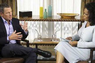 "Lance Armstrong a Oprah Winfrey sobre el dopaje: ""Me merezco el castigo"""