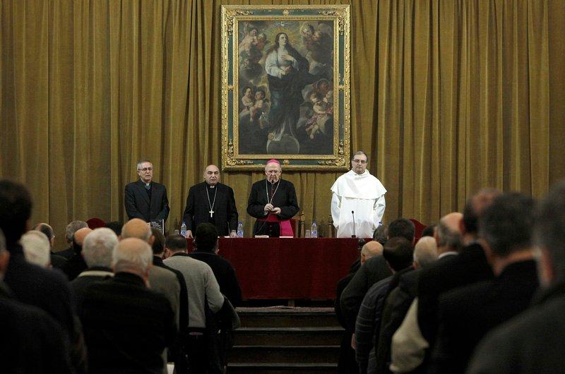 """""""Los pastores tenemos necesidad de la teología para que nos ayude a reflexionar"""""""