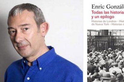 El destierro voluntario de Enric González en Londres, Nueva York y Roma