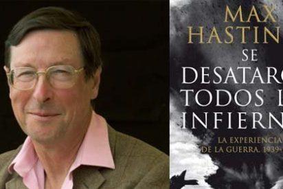 """Max Hastings: """"Este es un libro de experiencias humanas durante la Segunda Guerra Mundial"""""""