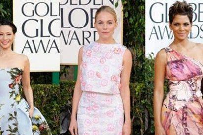Sienna Miller, Lucy Liu y Halle Berry, entre las peores vestidas de los Globos de oro