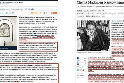 Un redactor de 'La Vanguardia' denuncia el plagio de un artículo suyo en 'El País'