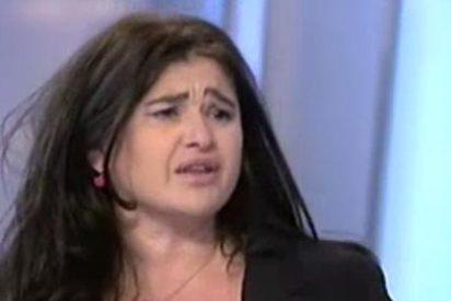 Lucía Etxebarría se confiesa 'a fondo' con Jordi González en 'Telecinco'
