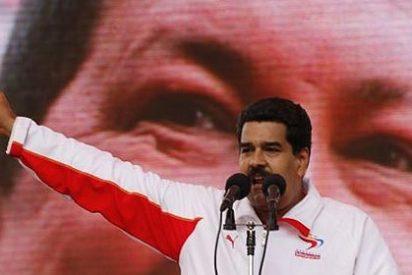 El 'médium' Maduro invoca al 'tótem' Chávez