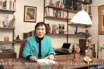 "Maite Uribe: ""Estima la justicia tanto como la vida"""