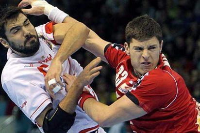 España abruma a Serbia y se clasifica para cuartos del Mundial de Balonmano