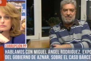 """Miguel Ángel Rodríguez: """"Los señores caraduras de Gürtel aparecen cuando yo desaparezco del partido!"""""""