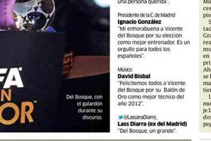 El falso Lass Diarra en Twitter se la cuela al diario Marca
