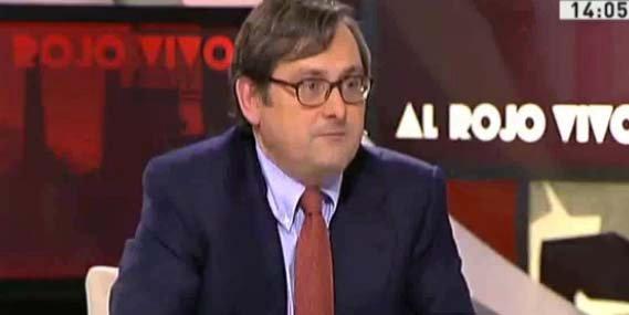 """Marhuenda (laSexta): """"Eso de las torturas a Carromero habrá que verlo, él estuvo asistido en todo momento por los servicios diplomáticos españoles"""""""
