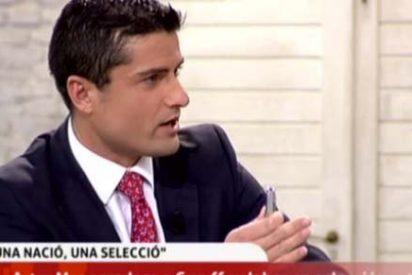 Alfonso Merlos jalea a Aznar por demandar a El País en lugar de exigirle explicaciones por el caso Bárcenas