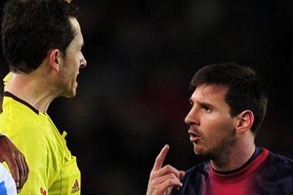 El modesto Málaga de Pellegrini baja a la tierra al opulento Barça de Messi