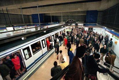 Los 'huelguistas' de Metro de Madrid cobran entre 29.000 y 38.000 euros de sueldo base