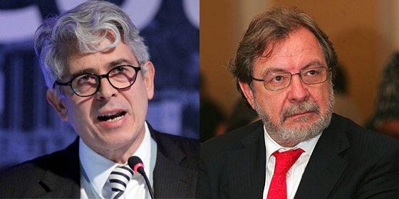 Moreno y Cebrián se han ganado a pulso el pitorreo en las redes sociales