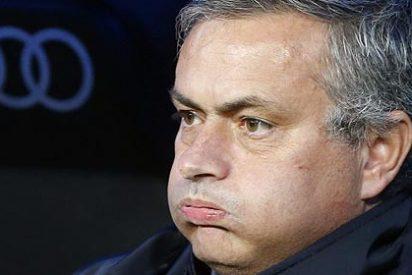 Mourinho 'trabajó' durante la Gala de la FIFA… viendo a su hijo jugar al fútbol