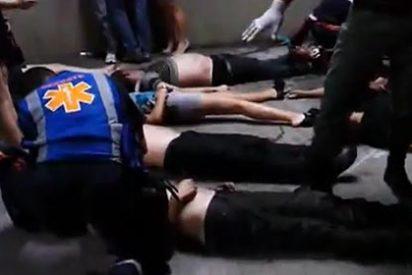 Más de 233 muertos adolescentes en el incendio de una discoteca en Brasil