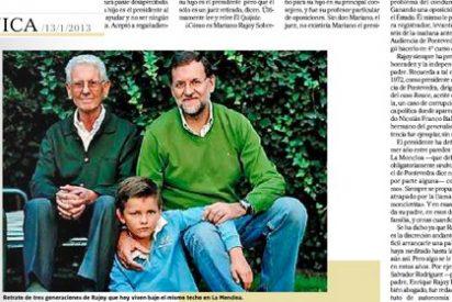 Mariano Rajoy se lleva a su padre a vivir a La Moncloa con él
