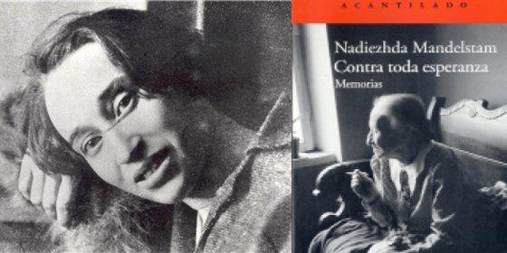 Nadiezhda Mandelstam: la vida de una mujer perseguida por el implacable régimen comunista ruso