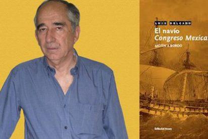 """Luis Delgado: """"La finalidad de esta saga marinera es mostrar los momentos buenos, regulares y malos de nuestra Real Armada"""""""