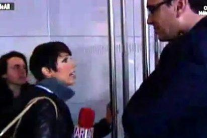Encierran a una reportera de 'El programa de Ana Rosa' para evitar que le pregunte a Fátima Bañez