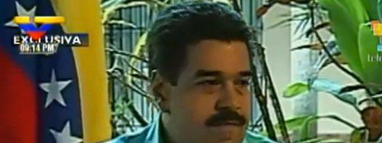 """Nicolás Maduro dice que Hugo Chávez le apretó la mano con una """"fuerza gigantesca"""""""