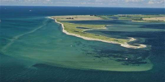 La nueva isla que emergió de la nada en el Mar del Norte y tiene fascinados a todos los científicos
