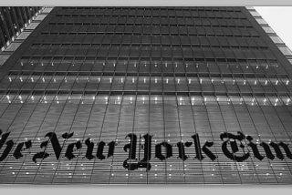 'The New York Times' trasladará su servicio digital de Hong Kong a Seúl para escapar de la polémica ley de seguridad de China