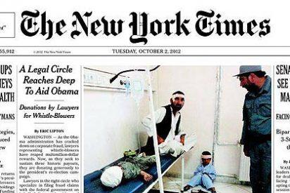 Piratas informáticos chinos atacan el diario 'The New York Times'