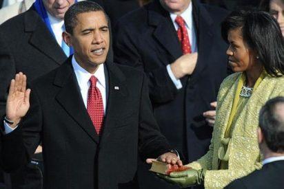 Obama jurará el cargo sobre las biblias de Lincoln y de Luther King