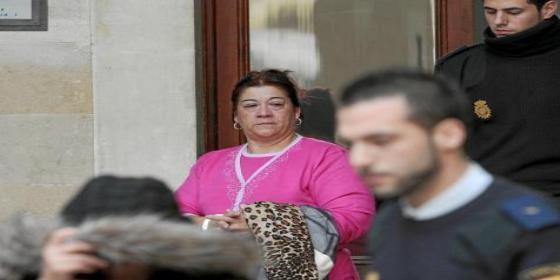 """'La Paca' pide que """"respeten la sala"""" entre gritos, peleas y desmayos en el macrojuicio"""