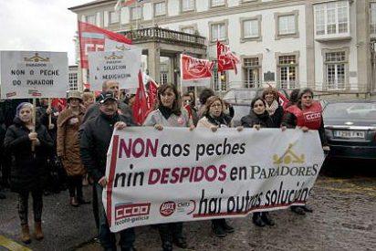 Paradores y sindicatos acuerdan un ERE con 350 despidos y un cierre