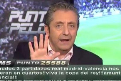 """Pedrerol: """"El odio de la prensa hacia Mourinho es algo que nunca vi. Ni siquiera en Barcelona con Van Gaal"""""""