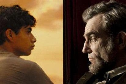 Lincoln y La vida de Pi, las grandes nominadas a los Oscar 2013