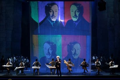 Una buena ópera para contar la historia de Walt Disney