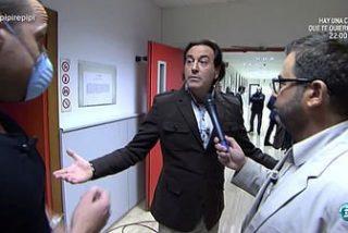 """Festival de insultos sexuales, cuernos y chulería en el enfrentamiento entre Pipi Estrada y Rafa Mora en directo: """"¡Tu mujer dice que tienes gonorrea!"""""""