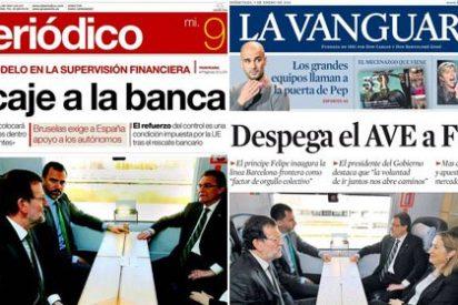 La prensa catalana esconde las vergüenzas de Unió tapando el arreglo judicial del 'caso Pallerols'